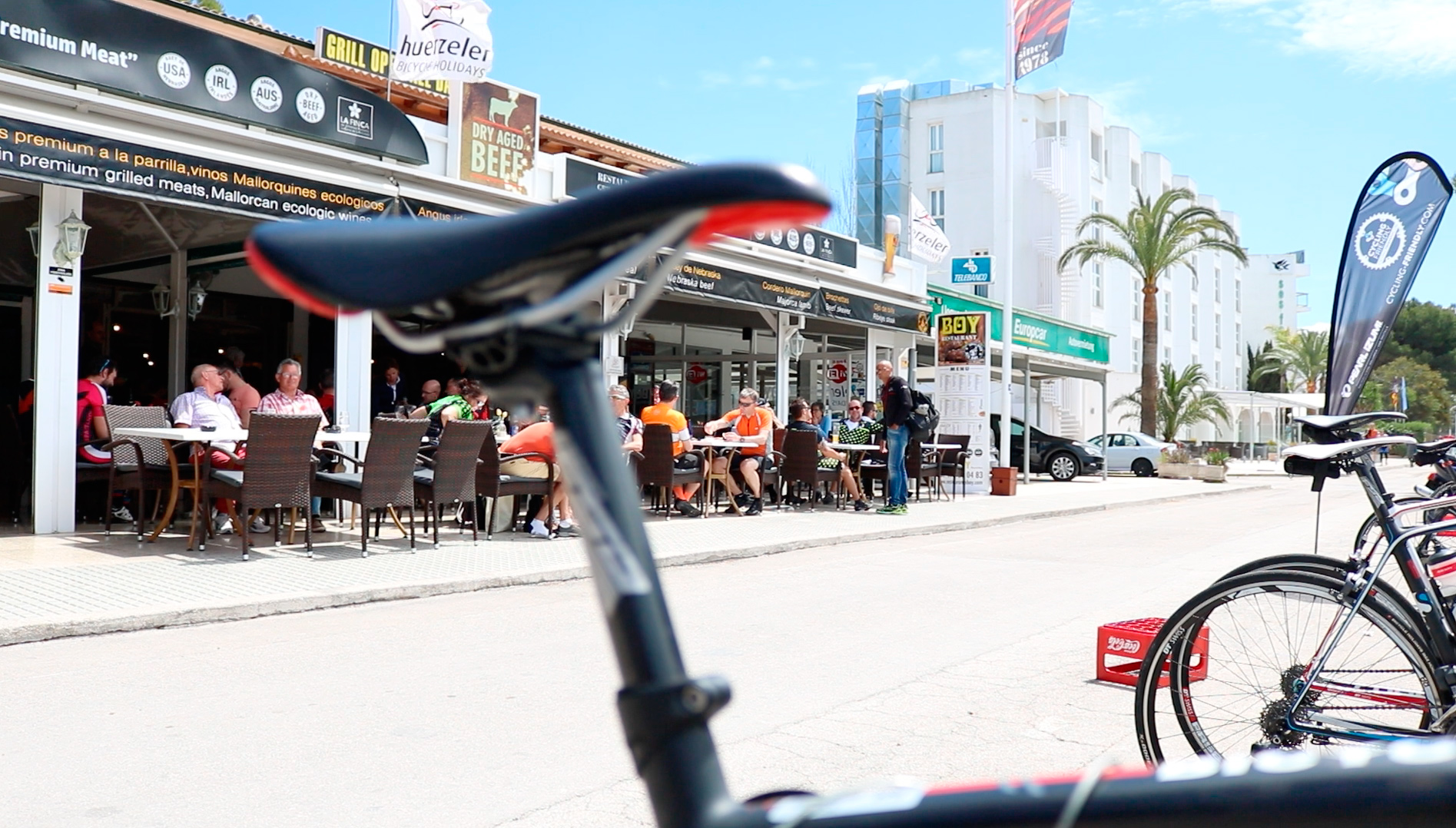 Restaurante Boy Bike Friendly video