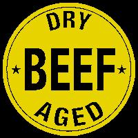 dry beff aged, restaurante boy